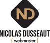 logo nicolas dusseaut webmaster